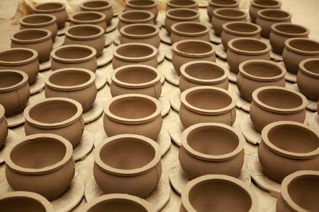 pottery: Pottery Stock Photo