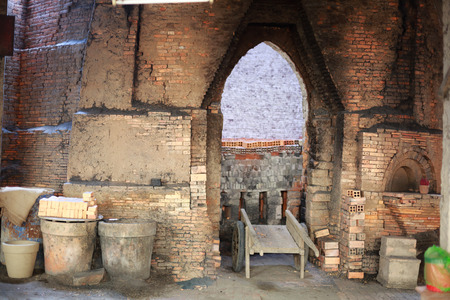 kiln: Pottery kiln