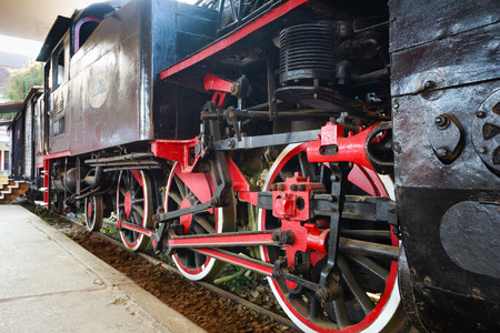 Locomotive stock