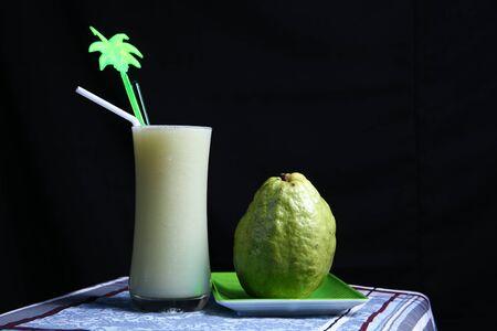 Guava juice photo