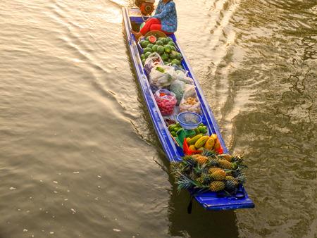 rang: Viet Nam River market