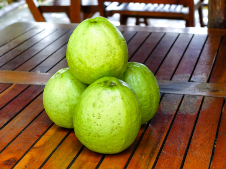 nourish: Fresh Guava from fresh market is good for health