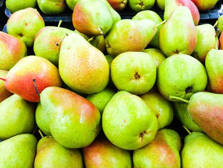 flavorful: Juicy pears flavorful background of nature