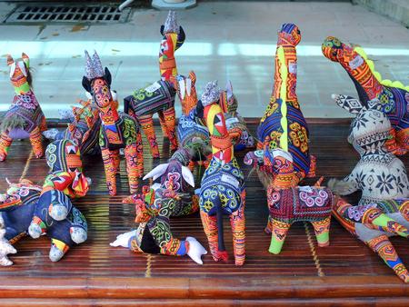 Handmade figured toys