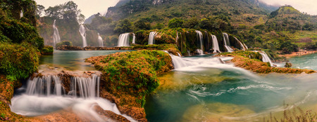 bang: Ban Gioc waterfall  - Cao Bang