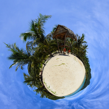 by cu: Cu Lao Cham island Stock Photo