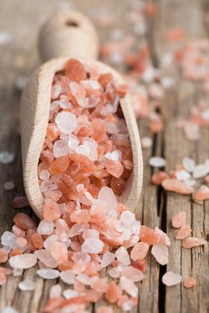 himalayas: Pink salt from the Himalayas
