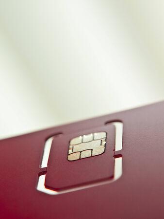 Phone SIM Stock Photo