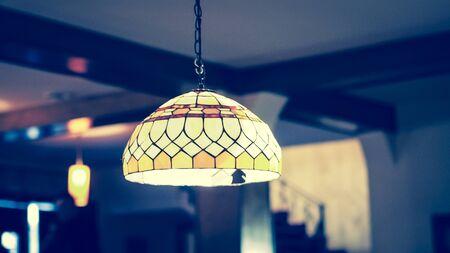 Interior Lighting Stock Photo