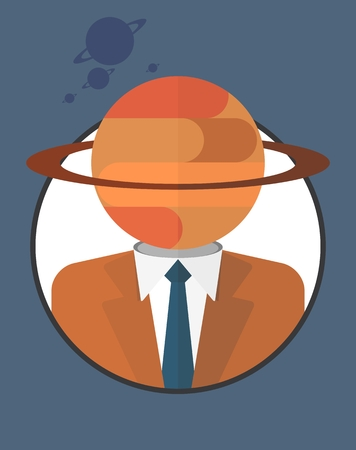 understand: Head, manager does not understand his work. No related posts.The character of the CEO. Business People icons. Faces avatars. Flat style vector icons set