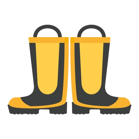 Fireproof boots. Firefighter equipment and clothing, tools, accessories.