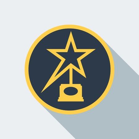 Film Award design template