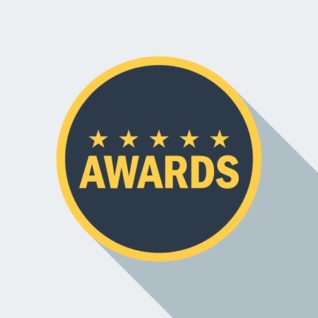 Film Award for best film. Illustration