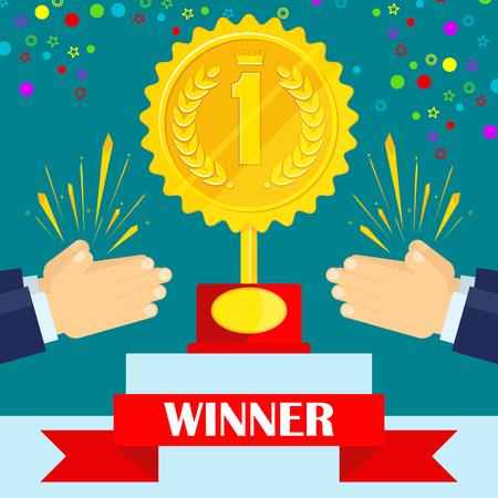 An achievement award concept