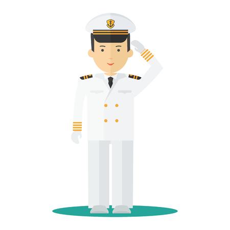 Schaf Kapitän Charakter