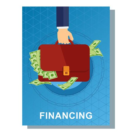 business poster financing