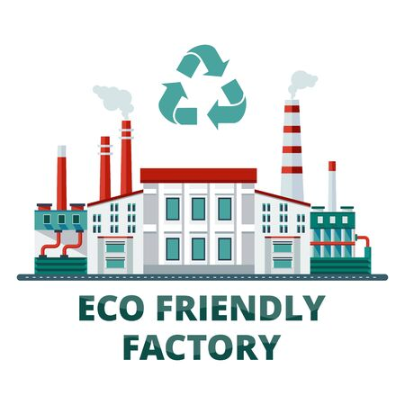 eco friendly factory