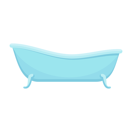 Bath color icon Illustration