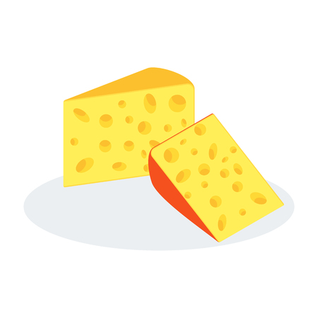 cheese two pieces