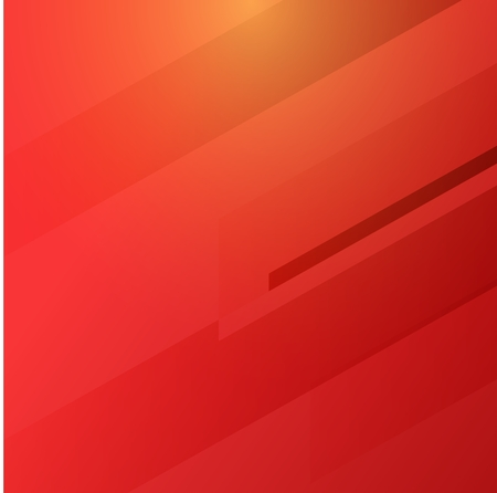 Bright red festive vector layout background with flat lines for the site, cards, flyers. Shining colored illustration with sharp stripes. Pattern for your busines websites. Ilustrace