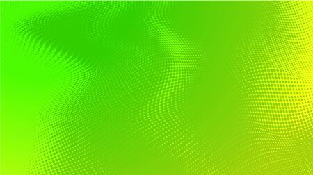 Green gradient halftone background. For invitation, greeting card. For wallpaper, digital paper and packaging. Element for advertising and decoration of awards and solemn, entertaining events.