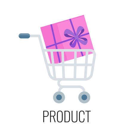 Product Infographics Icon. Successful content marketing strategy.