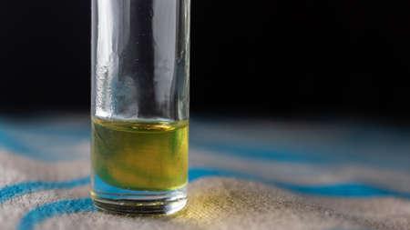 Musk bottle extract fragrance