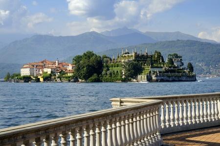 Isola Bella, Borromeo Islands Lake Maggiore, Italy, Europe