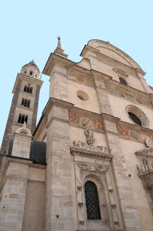 Church in Tirano  Italy Stock Photo - 9681005