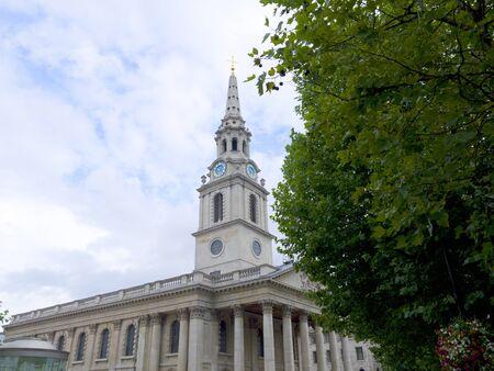 St Martin in the Fields Church in London photo