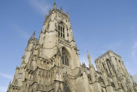 york minster: York Minster England