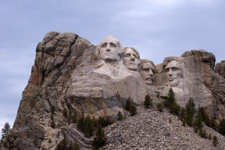 Mount Rushmore in Dakota USA Stock Photo - 14542985