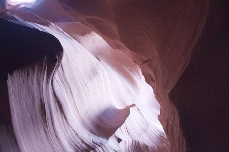 eroded: Antelope Canyon Navajo Nation, Page, Arizona