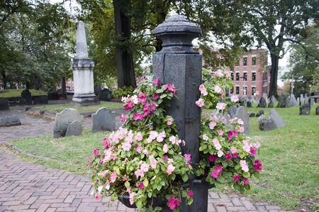 boston tea party: Copps graveyards. Boston is the capital and largest city in Massachusetts, and is one of the oldest cities in the United States. The largest city in New England, Boston is regarded as the unofficial Capital of New England