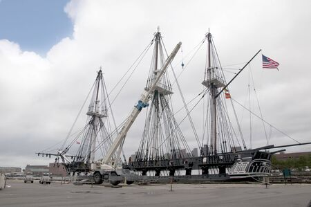 plimoth: Ship the Constitution. Boston is the capital and largest city in Massachusetts, and is one of the oldest cities in the United States. The largest city in New England, Boston is regarded as the unofficial Capital of New England
