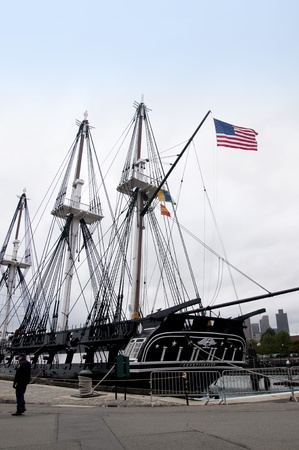 Ship the Constitution. Boston is the capital and largest city in Massachusetts, and is one of the oldest cities in the United States. The largest city in New England, Boston is regarded as the unofficial Capital of New England