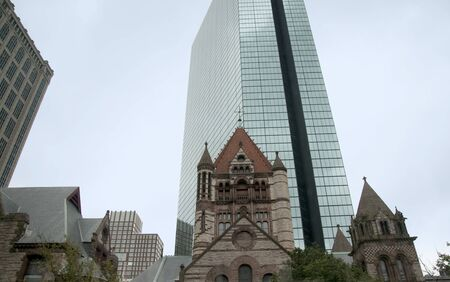 adams: Trinity Church. Boston is the capital and largest city in Massachusetts, and is one of the oldest cities in the United States. The largest city in New England, Boston is regarded as the unofficial Capital of New England  Editorial