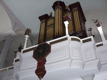 boston tea party: Organ of North Church. Boston is the capital and largest city in Massachusetts, and is one of the oldest cities in the United States. The largest city in New England, Boston is regarded as the unofficial Capital of New England  Editorial