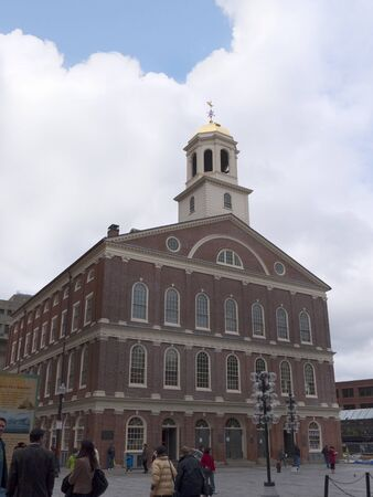 boston tea party: Faneuil Hall. Boston is the capital and largest city in Massachusetts, and is one of the oldest cities in the United States. The largest city in New England, Boston is regarded as the unofficial Capital of New England