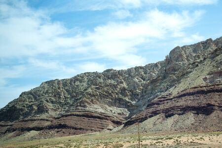 john wayne: Painted Desert Arizona USA