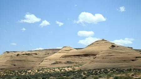 Painted Desert Arizona USA photo