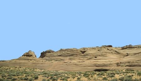 Painted Desert Arizona USA Stock Photo - 10804148