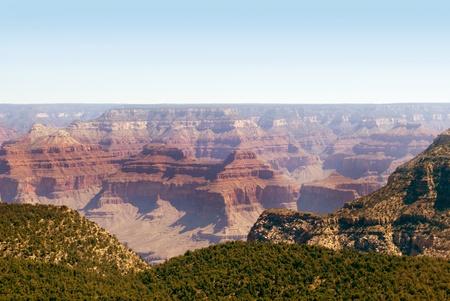 View Over the Grand Canyon ArizonaNevada USA photo