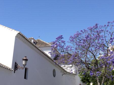 Nerja on the Costa del Sol in Andalucia Spain Stock Photo - 14543263