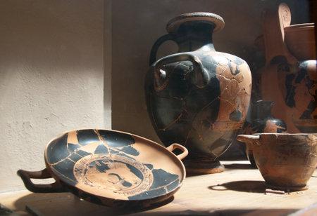 greek pottery: Greek Pottery