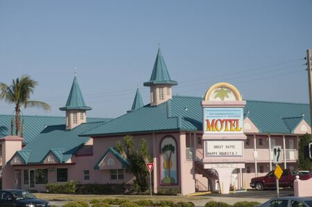Hotel in Cocoa Beach Florida USA photo