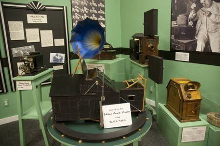 myers: Edison inventions at Fort Myers Florida USA