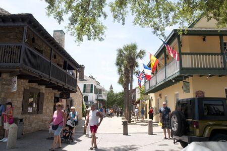 St. Augustine is a city in the northeast section of Florida, United States.