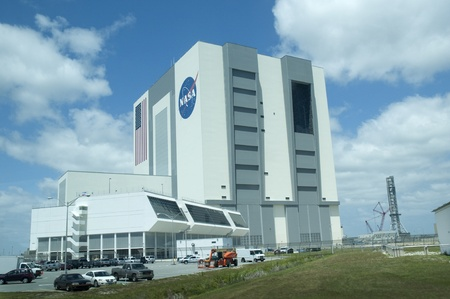 nasa: Shuttle Assembly Building at Kennedy Space Centre at Cape Canavarel Florida