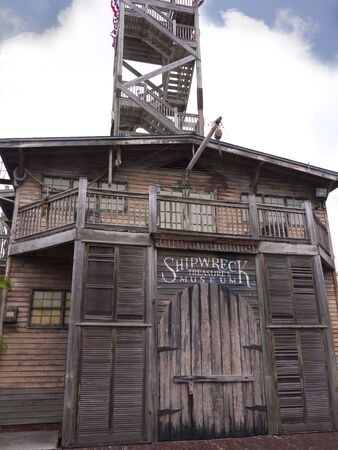 Shipwreck Museum in Key West Florida USA